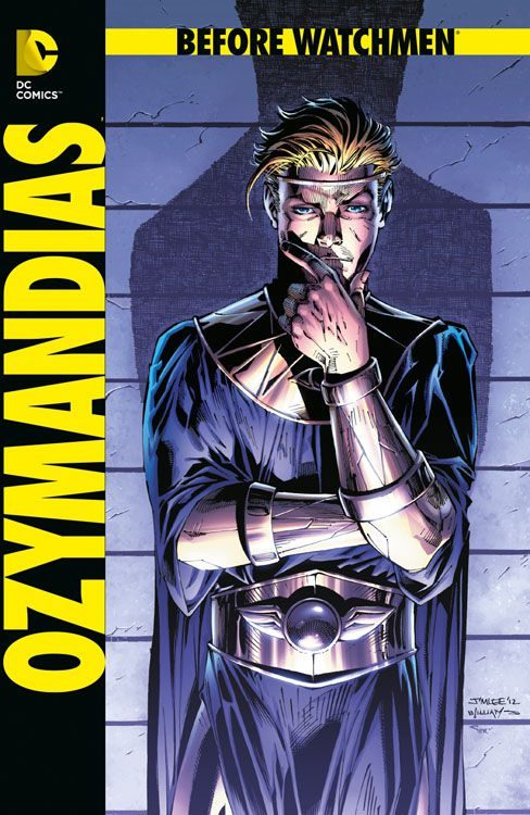 Before Watchmen - Ozymandias Hardcover