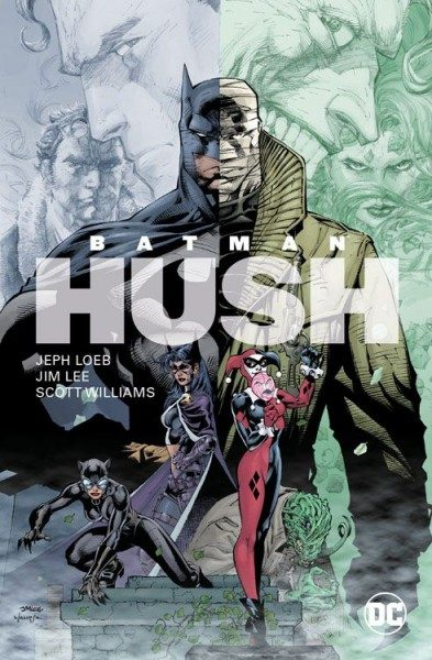 Batman - Hush 1
