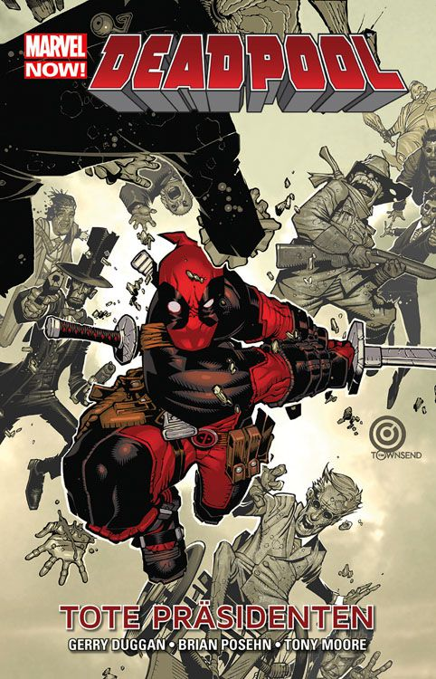 Marvel Now! - Deadpool 1 - Tote...