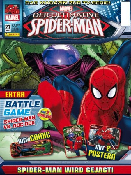 Der ultimative Spider-Man - Magazin 27
