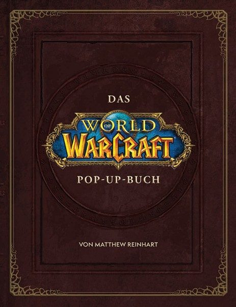 World of Warcraft - Pop-Up Buch Cover