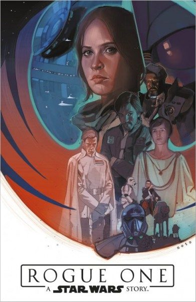 Star Wars Sonderband 99: Rogue One - Comic zum Film Cover