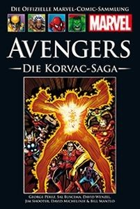 Hachette Marvel Collection 90 - Avengers - Die Korvac-Saga