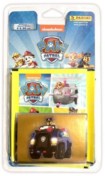 Paw Patrol Stickerkollektion 3 – Blister