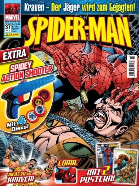 Spider-Man Magazin 37