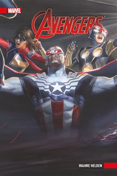 Avengers Paperback 4 (2017) - Wahre...
