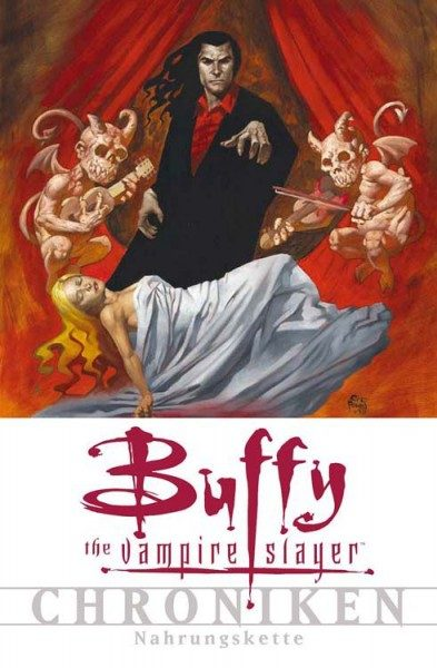 Buffy the Vampire Slayer Chroniken 6 - Nahrungskette