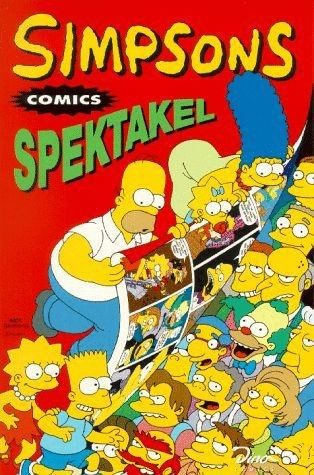 Simpsons Sonderband 2 - Spektakel
