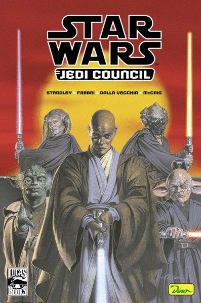 Star Wars Sonderband 10 - Jedi Council - Aufstand der Yinchorri