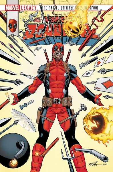 Marvel Legacy - Deadpool 3 - Schluss mit Lustig Hardcover