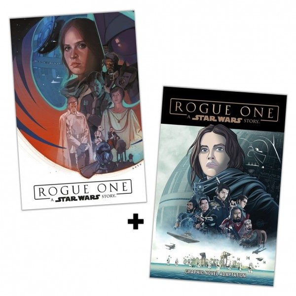 Star Wars Comics - Rogue One Bundle