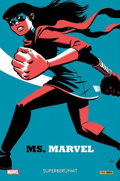 Ms. Marvel 1 Variant