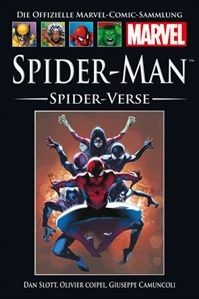 Hachette Marvel Collection 147 - Spider-Man - Spider-Verse