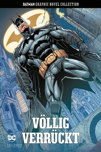 Batman Graphic Novel Collection 63 - Völlig verrückt Cover