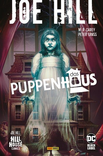 Joe Hill: Das Puppenhaus Hardcover Cover