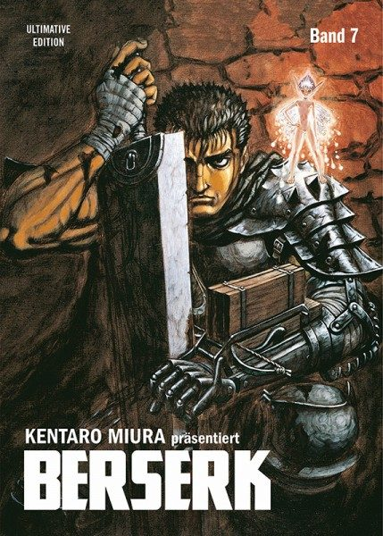 Berserk Ultimative Edition 7 Cover