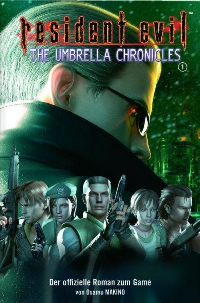 Resident Evil 10 - Umbrella Chronicles I
