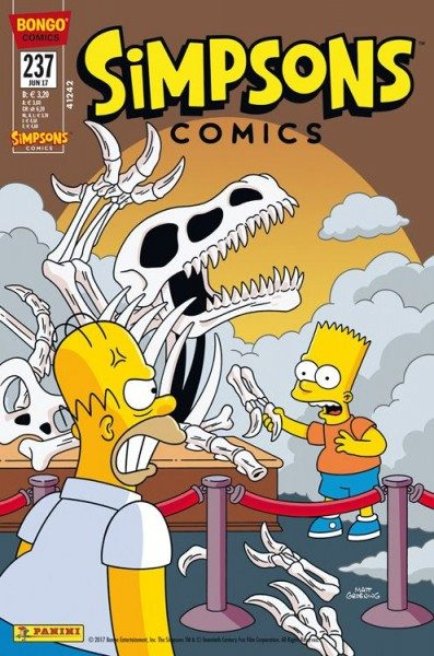 Simpsons Comics 237