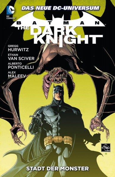 Batman - The Dark Knight Paperback 4 - Stadt der Monster Hardcover