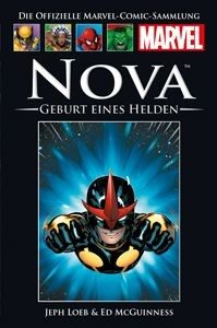 Hachette Marvel Collection 127 - Nova - Geburt eines Helden
