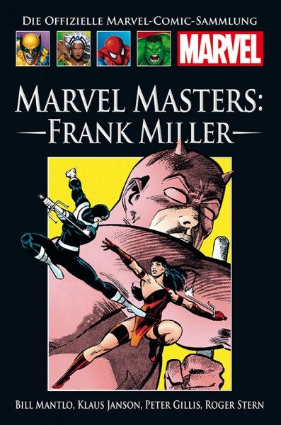 Hachette Marvel Collection 206 - Marvel Masters - Frank Miller Cover