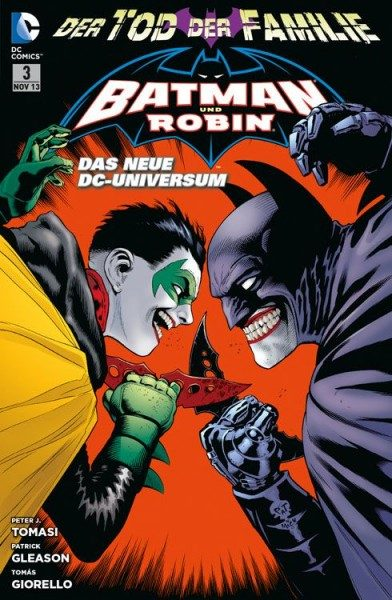 Batman & Robin 3 (2012)