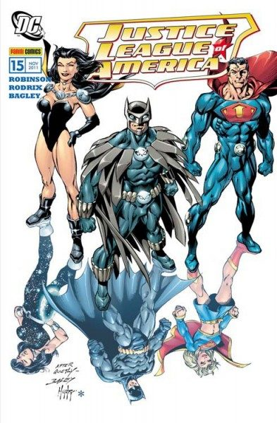 Justice League of America 15 (2007) - Omega
