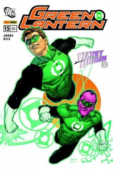 Green Lantern Sonderband 15 - Secret Origin 2
