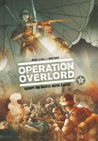 Operation Overlord 1 - Kampf Um Sainte-Mère-Église