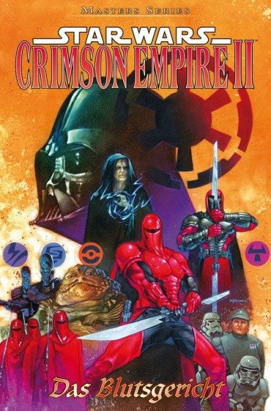 Star Wars - Masters Series 4 - Crimson Empire II