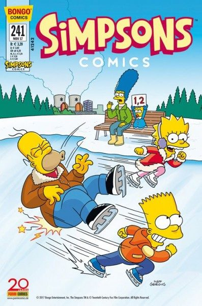 Simpsons Comics 241