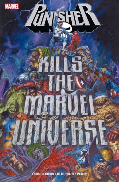 Punisher killt das Marvel-Universum - Collection