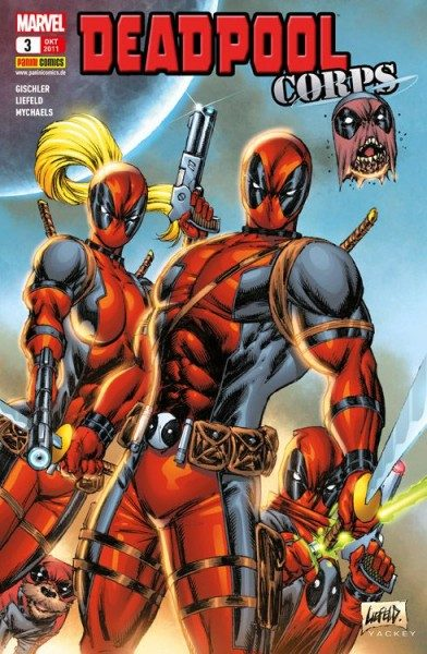 Deadpool Sonderband 3 - Deadpool Corps 2