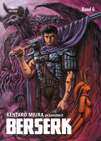 Berserk: Ultimative Edition 6 Cover