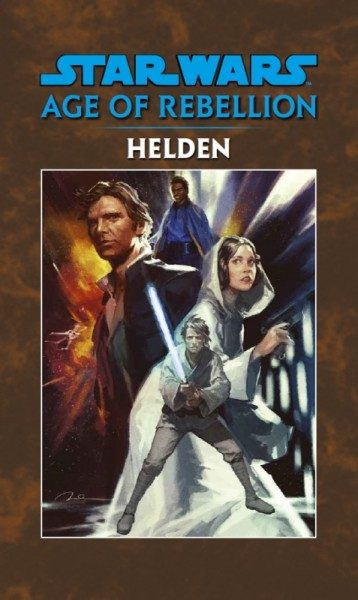 Star Wars: Age of Rebellion - Helden Hardcover