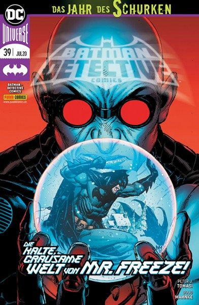 Batman: Detective Comics 39 Cover