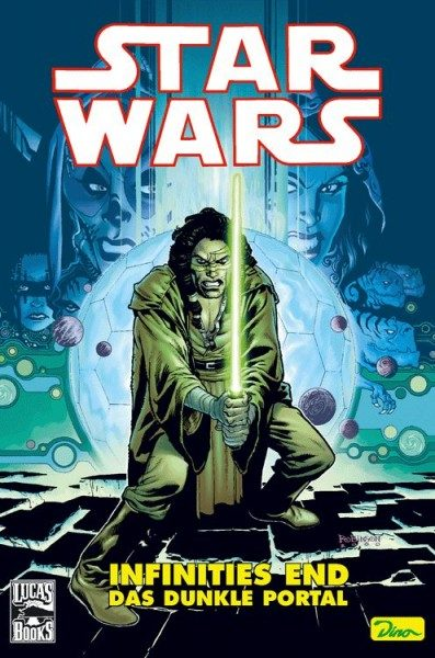 Star Wars Sonderband 21 - Infinities End - Das dunkle Portal
