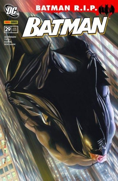 Batman 29 (2007) Variant