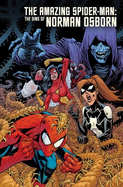 Spider-Man 28 Cover