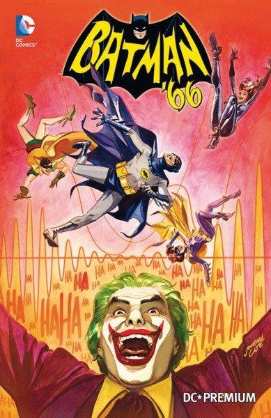 DC Premium 89 - Batman '66 - Band 2 Hardcover