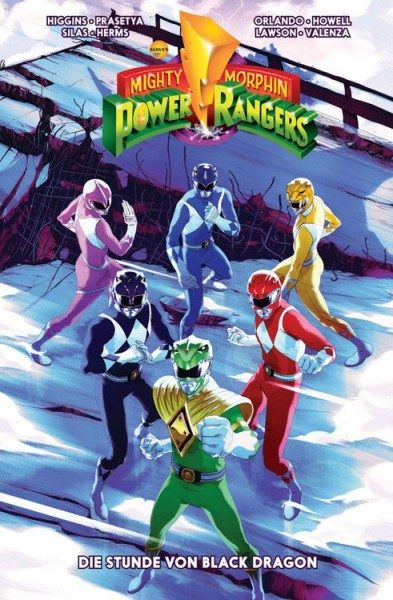 Mighty Morphin - Power Rangers 2
