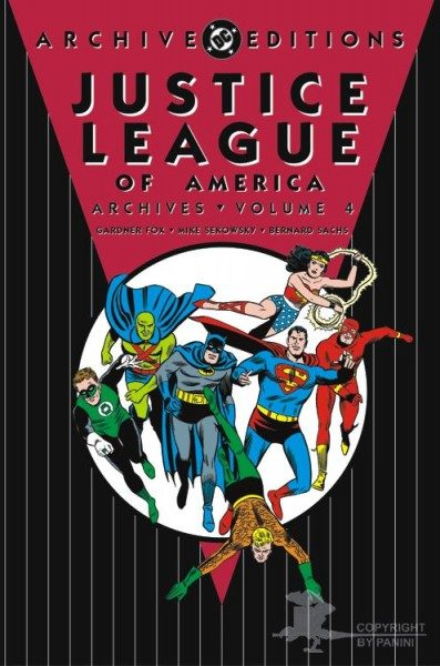 DC Archive Editions 14 - Justice League of America 4