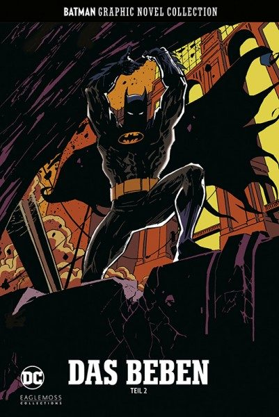 Batman Graphic Novel Collection 55 - Das Beben - Teil 2 Cover