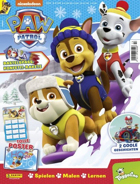 Paw Patrol Magazin 13/19 Cover