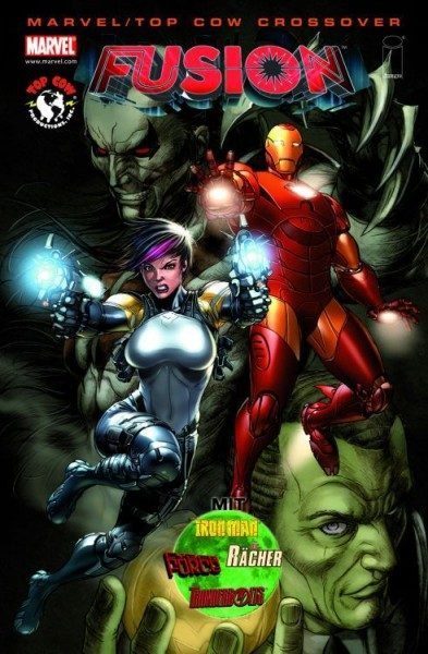 Marvel/Top Cow Crossover 2 - Fusion