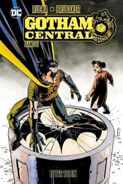 Gotham Central 6 - Toter Robin Hardcover