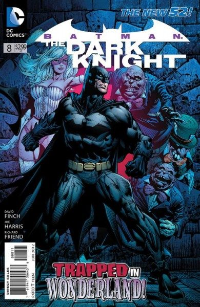 Batman The Dark Knight 1: Das Höllenserum Hardcover