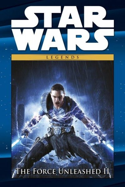 Star Wars Comic-Kollektion 80 - The Force Unleashed II