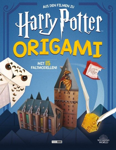 Harry Potter Origami Cover