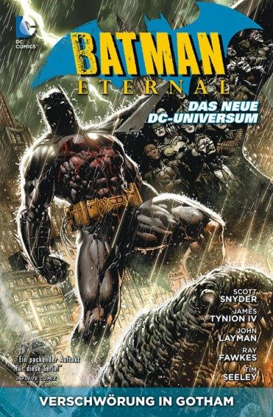 Batman Eternal 1 Paperback